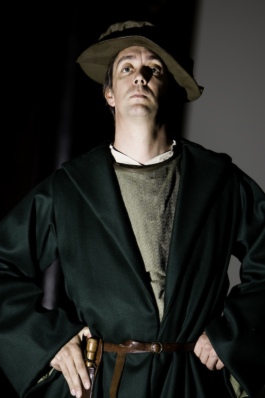 Christopher Middleton as The Ranger